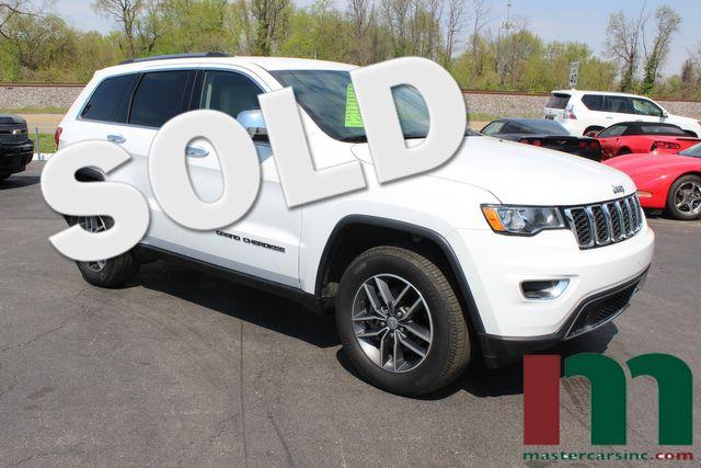 2018 Jeep Grand Cherokee Limited   Granite City, Illinois   MasterCars Company Inc. in Granite City Illinois
