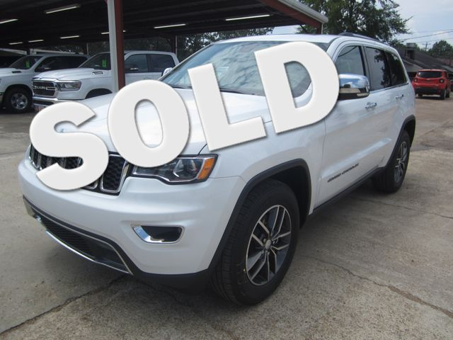 2018 Jeep Grand Cherokee Limited Houston, Mississippi