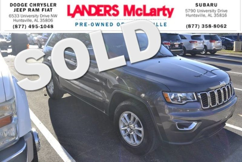 2018 Jeep Grand Cherokee Laredo E | Huntsville, Alabama | Landers Mclarty DCJ & Subaru in Huntsville Alabama