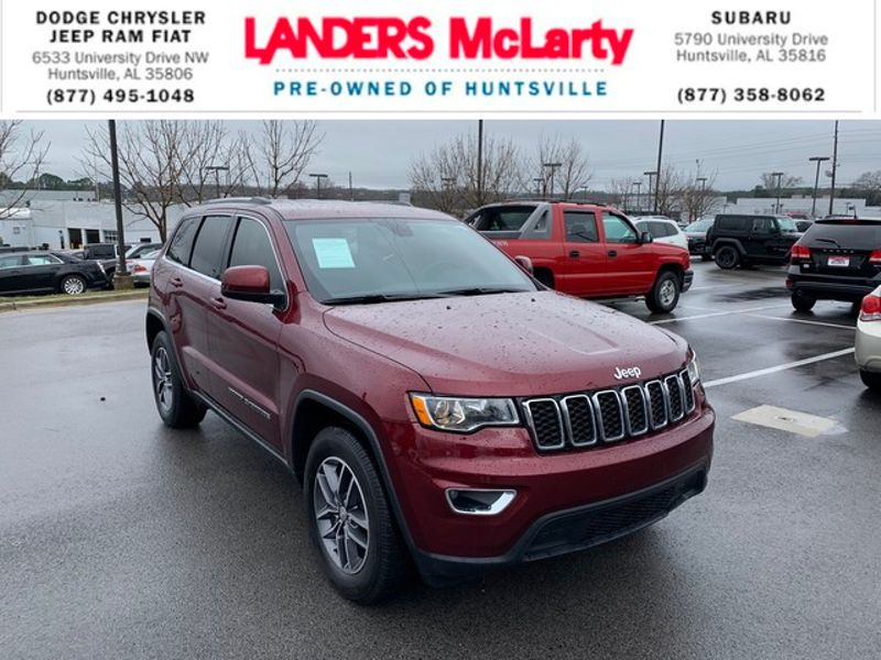 2018 Jeep Grand Cherokee Laredo E   Huntsville, Alabama   Landers Mclarty DCJ & Subaru in Huntsville Alabama