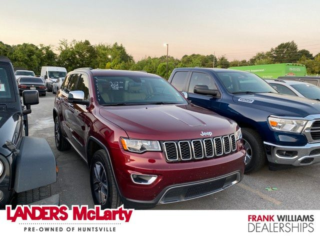 2018 Jeep Grand Cherokee in Huntsville Alabama
