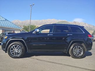 2018 Jeep Grand Cherokee Limited LINDON, UT 1