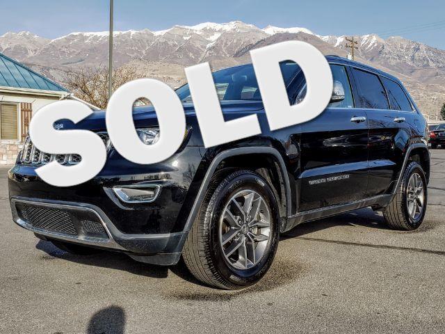 2018 Jeep Grand Cherokee Limited LINDON, UT