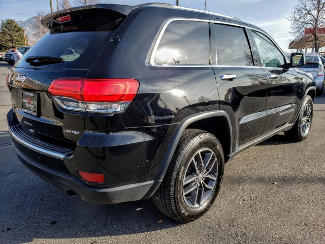 2018 Jeep Grand Cherokee Limited LINDON, UT 6