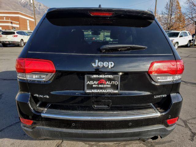 2018 Jeep Grand Cherokee Limited LINDON, UT 7