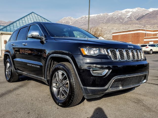 2018 Jeep Grand Cherokee Limited LINDON, UT 0