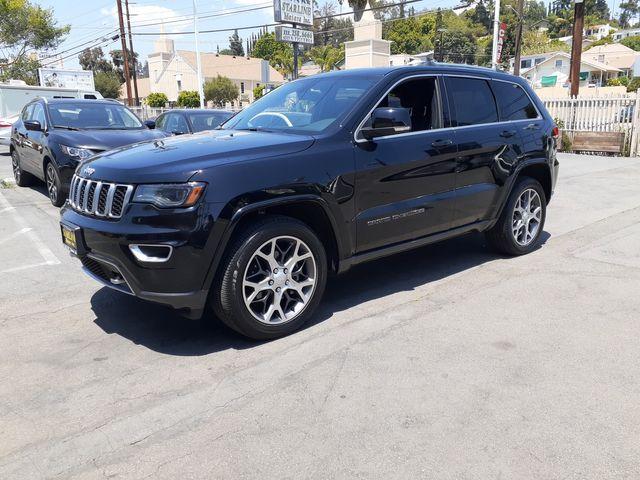 2018 Jeep Grand Cherokee Sterling Edition Los Angeles, CA