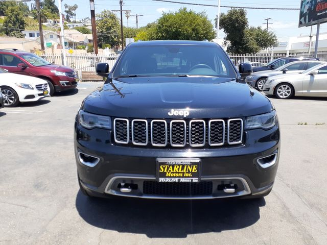 2018 Jeep Grand Cherokee Sterling Edition Los Angeles, CA 1