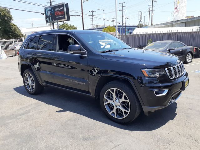 2018 Jeep Grand Cherokee Sterling Edition Los Angeles, CA 4