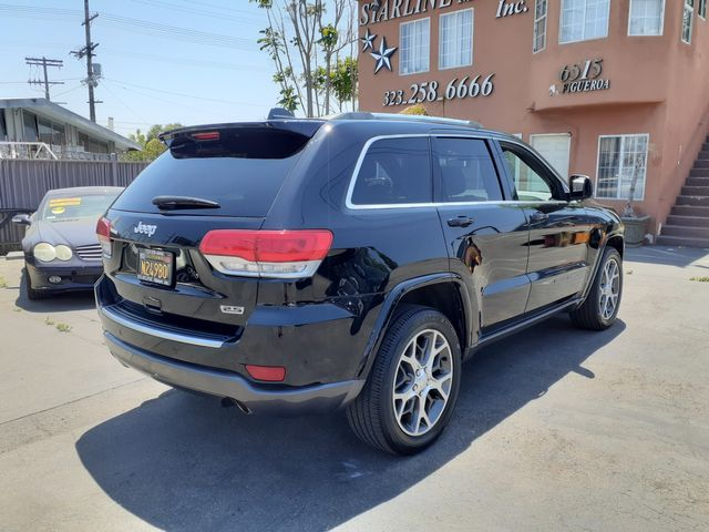 2018 Jeep Grand Cherokee Sterling Edition Los Angeles, CA 5