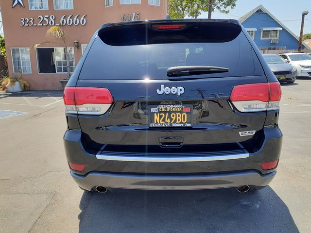 2018 Jeep Grand Cherokee Sterling Edition Los Angeles, CA 9