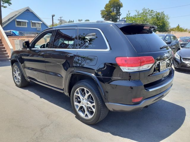2018 Jeep Grand Cherokee Sterling Edition Los Angeles, CA 8