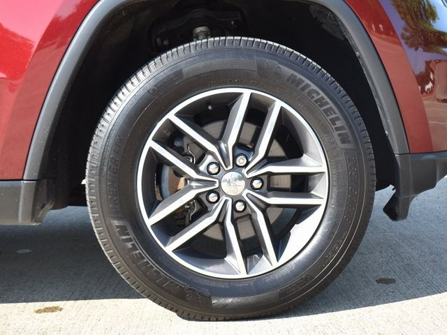 2018 Jeep Grand Cherokee Limited in McKinney, Texas 75070
