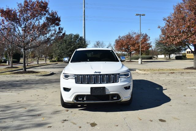 2018 Jeep Grand Cherokee Overland in McKinney, Texas 75070