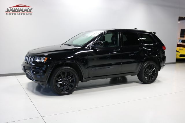 2018 Jeep Grand Cherokee Altitude Merrillville, Indiana 34