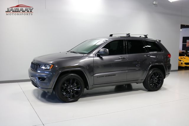 2018 Jeep Grand Cherokee Altitude Merrillville, Indiana 36