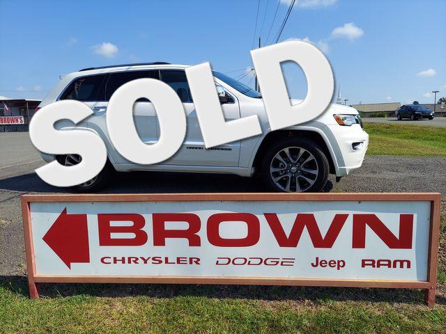 2018 Jeep Grand Cherokee Overland Minden, LA