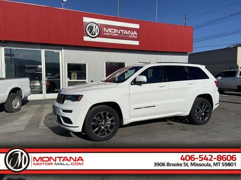 2018 Jeep Grand Cherokee High Altitude in