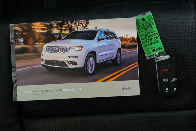 2018 Jeep Grand Cherokee High Altitude 4X4- NAV- DUAL SUNROOFS- MUCH MORE! Mooresville , NC 20