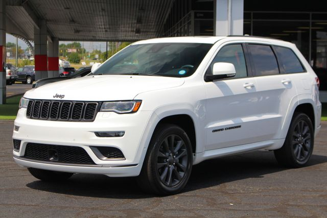 2018 Jeep Grand Cherokee High Altitude 4X4- NAV- DUAL SUNROOFS- MUCH MORE! Mooresville , NC 24