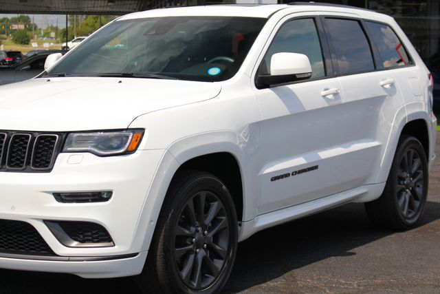 2018 Jeep Grand Cherokee High Altitude 4X4- NAV- DUAL SUNROOFS- MUCH MORE! Mooresville , NC 28