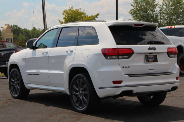 2018 Jeep Grand Cherokee High Altitude 4X4- NAV- DUAL SUNROOFS- MUCH MORE! Mooresville , NC 26