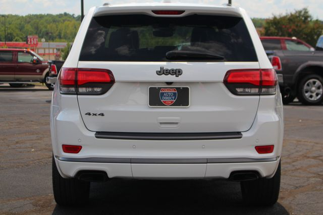 2018 Jeep Grand Cherokee High Altitude 4X4- NAV- DUAL SUNROOFS- MUCH MORE! Mooresville , NC 19