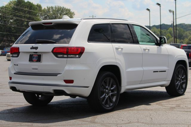 2018 Jeep Grand Cherokee High Altitude 4X4- NAV- DUAL SUNROOFS- MUCH MORE! Mooresville , NC 25