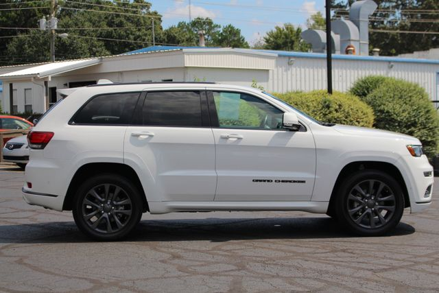 2018 Jeep Grand Cherokee High Altitude 4X4- NAV- DUAL SUNROOFS- MUCH MORE! Mooresville , NC 16