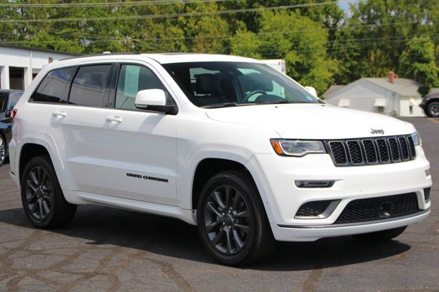2018 Jeep Grand Cherokee High Altitude 4X4- NAV- DUAL SUNROOFS- MUCH MORE! Mooresville , NC 23