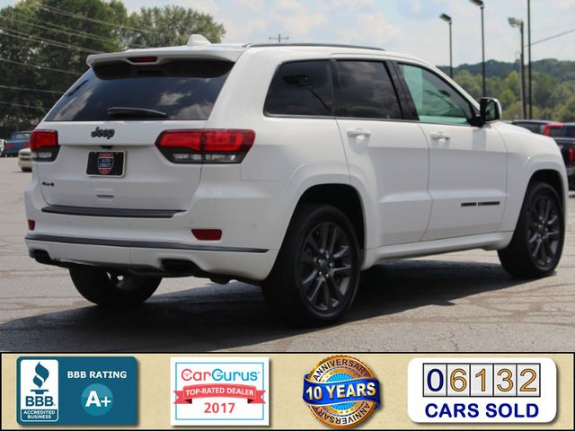 2018 Jeep Grand Cherokee High Altitude 4X4- NAV- DUAL SUNROOFS- MUCH MORE! Mooresville , NC 3