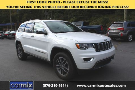 2018 Jeep Grand Cherokee Limited in Shavertown