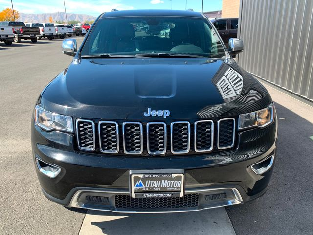 2018 Jeep Grand Cherokee Limited in Spanish Fork, UT 84660