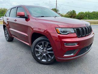 2018 Jeep Grand Cherokee HIGH ALTITUDE LEATHER NAV PANO 1 OWNER CARFAX  Plant City Florida  Bayshore Automotive   in Plant City, Florida