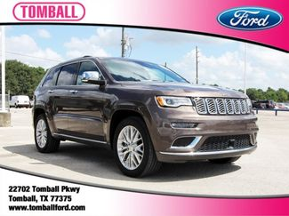 2018 Jeep Grand Cherokee Summit in Tomball, TX 77375