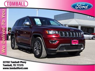 2018 Jeep Grand Cherokee Limited in Tomball, TX 77375