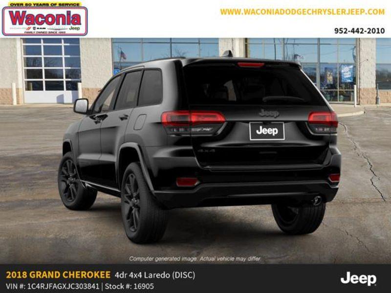 2018 Jeep Grand Cherokee Altitude  in Victoria, MN