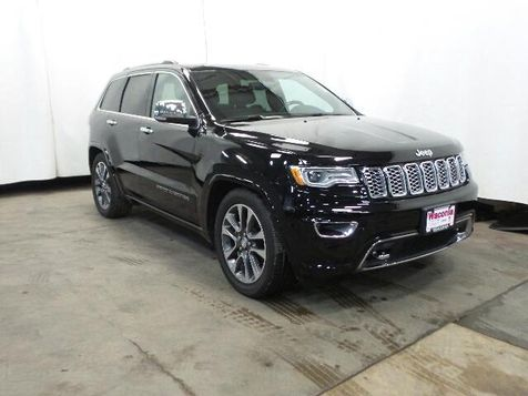 2018 Jeep Grand Cherokee Overland in Victoria, MN