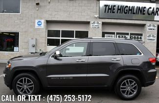 2018 Jeep Grand Cherokee Limited Waterbury, Connecticut 1
