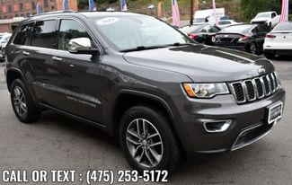 2018 Jeep Grand Cherokee Limited Waterbury, Connecticut 6