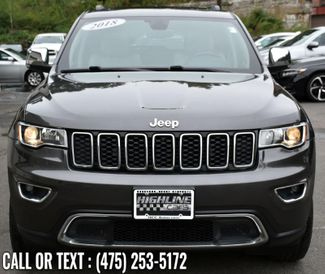 2018 Jeep Grand Cherokee Limited Waterbury, Connecticut 7