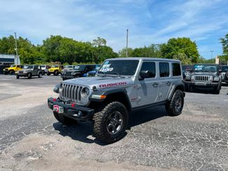 2018 Jeep JL Wrangler Unlimited Rubicon in Riverview, FL 33578
