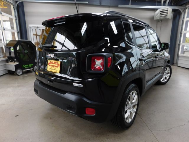 2018 Jeep Renegade Latitude in Airport Motor Mile ( Metro Knoxville ), TN 37777