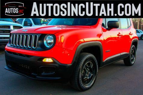 2018 Jeep Renegade Sport 4x4 in , Utah