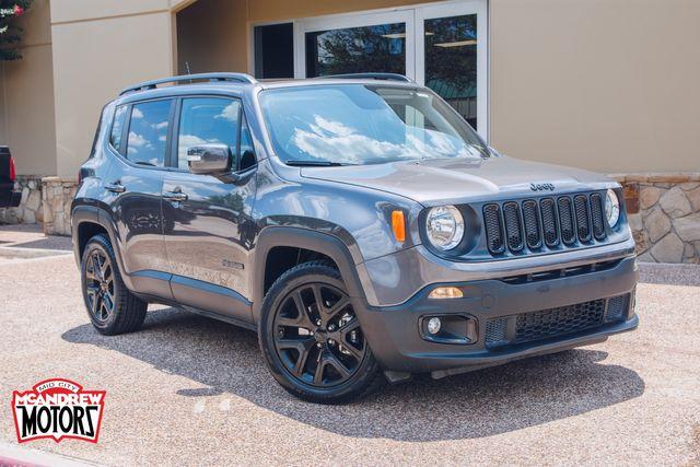 2018 Jeep Renegade Altitude in Arlington, Texas 76013