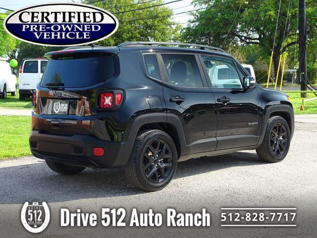 2018 Jeep Renegade Altitude in Austin, TX 78745