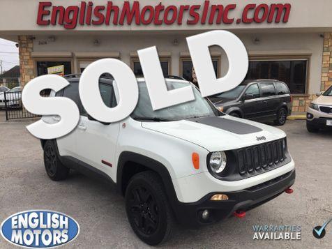 2018 Jeep Renegade Trailhawk in Brownsville, TX