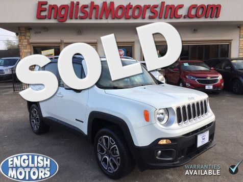 2018 Jeep Renegade Limited in Brownsville, TX