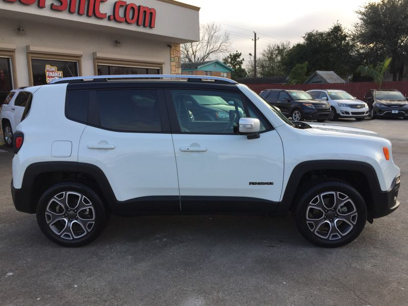 2018 Jeep Renegade Limited  Brownsville TX  English Motors  in Brownsville, TX