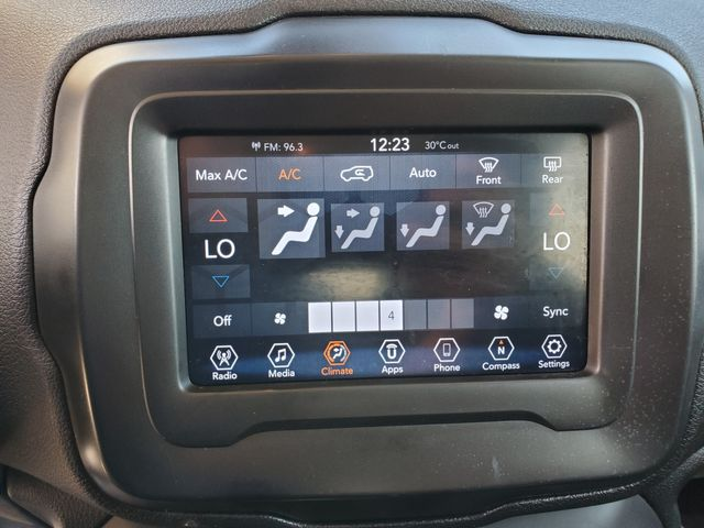 2018 Jeep Renegade Altitude in Brownsville, TX 78521